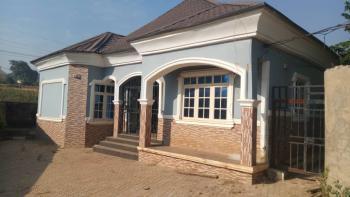 4 Bedroom Flat with 1 Room Boys Quarter, Karu Fha Fepa Qtrs After Frankvill Hotel, Karu, Abuja, House for Sale
