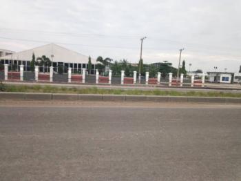 Fenced 3,500sqm Land Along The Express Road, Along Ado -  Badore Main Road,, Ado, Ajah, Lagos, Plaza / Complex / Mall for Sale