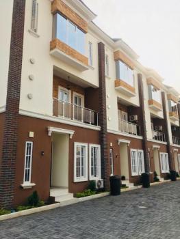Luxury 4 Bedroom Terrace Duplex with Bq, Oniru, Victoria Island (vi), Lagos, Terraced Duplex for Sale