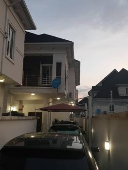 Relatively New 4bedroom Semidetached Duplex with Bq, Empire Homes, Chevron, Lekki, Lagos, Semi-detached Duplex for Rent