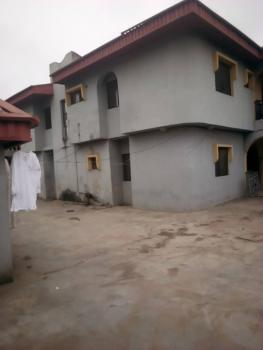 Two Duplex of 3 Bedroom and 4 Bedroom Flats with a Boys Quarter, Bolaji Adewale Street, Ijegun, Ikotun, Lagos, Block of Flats for Sale