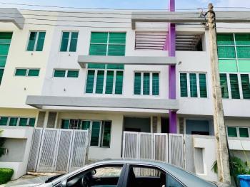 Service 4 Bedroom Terraced House, Lekki Phase 2, Lekki, Lagos, Terraced Duplex for Rent