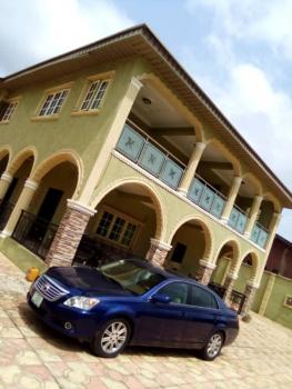 4 Bedroom Duplex with Room & Parlor Self Contained Downstairs, Oluyole, Ibadan, Oyo, Detached Duplex for Sale