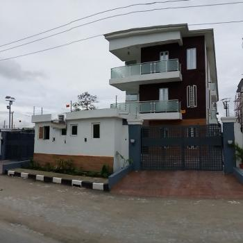 Prime Property Tastefully Finished with Bq, Chevron Toll, Chevy View Estate, Lekki, Lagos, Detached Duplex for Sale
