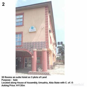 Hotel, House of Assembly Way, Umuahia, Umuahia, Abia, Hotel / Guest House for Sale