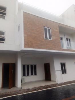 Well Built 3 Bedroom Terraced Duplex with Bq, Ikate Elegushi, Lekki, Lagos, Terraced Duplex for Sale
