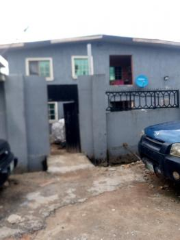 a Fairly Used and Compact 2 Bedroom Flat, Fola Agoro, Yaba, Lagos, Flat for Rent