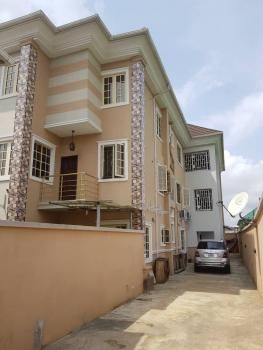 Executivelly Built 3 Bedroom Flat, Ago Palace, Isolo, Lagos, Flat for Rent