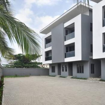 Stunning Seaside 3 Bedroom Terraced with Bq, Chevron, Lekki, Lagos, House for Sale
