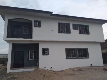 Spacious 3 Bedroom Flat with a Lovely Finishing, Okun-ajah Behind Lekki Phase 2, Lekki Phase 2, Lekki, Lagos, Flat for Rent