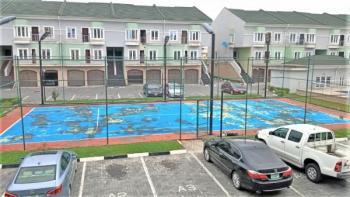 4 Bedroom Terraced with  Bq, Nicon Town, Lekki, Lagos, Terraced Duplex for Sale