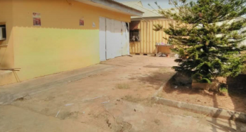 Spacious  4 Bedroom Bungalow, Zone 5, Wuse, Abuja, Detached Bungalow for Sale