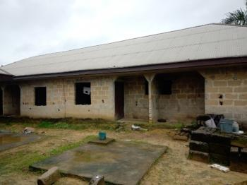Semi Detached 6 Units of 1 Bedroom Flat and 4 Units of Self Contained Rooms on Two Plots of Land, Elikpokwu Odu, Nwamadi Street, Obio-akpor, Rivers, Block of Flats for Sale