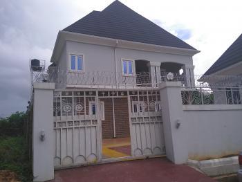 Brand New 4 Bedroom Detached Duplex, Federal Housing Estate, Asaba, Delta, Detached Duplex for Sale