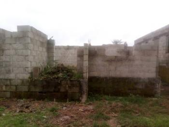 Uncompleted 2 Bedroom Bungalow on 300sqm Land, Ibeju Lekki, Lagos, Detached Bungalow for Sale