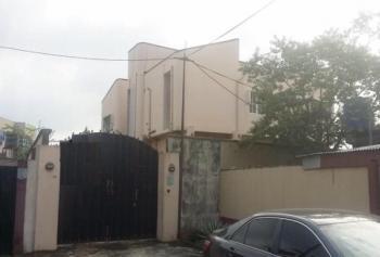 a Well-built 4 Bedroom Detached Duplex with 2 Bedroom Quarters on 620.565sqm Land, Adeniyi Jones, Ikeja, Lagos, Detached Duplex for Sale
