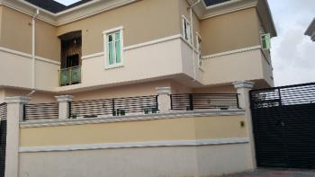 Nicely Located and Well Finished 4 Bedroom Semi-detached Duplex, Ikota Villa Estate, Lekki, Lagos, Semi-detached Duplex for Rent