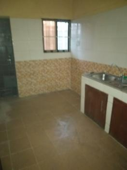Very Neat 3bedroom.flats with 2toilet and Bathroom with Balcony and Tiles, Wardrobes Master Bedroom Ensuite, Off Adeniji Street, Oregun, Ikeja, Lagos, House for Rent