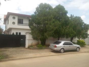 a Very Good 4bdroom Twin Duplex with 2room Bq, Wuse 2, Abuja, Semi-detached Duplex for Sale