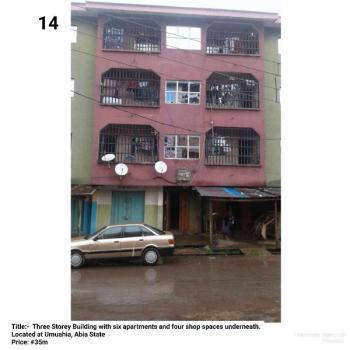 Three Storey Building, Umuahia, Abia, Block of Flats for Sale