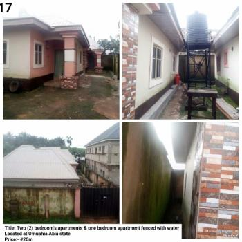 Three Bungalows, Umuahia, Abia, Detached Bungalow for Sale