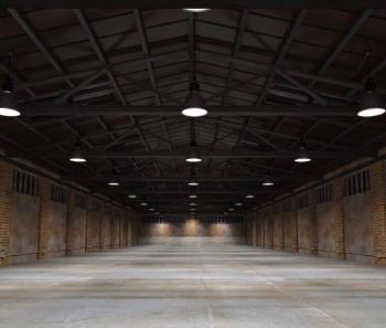 Warehouse, After Second Tollgate,chevron, Lekki, Lagos, Commercial Property for Rent