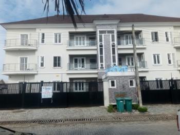 3 Bedroom Terrace Flat with Bq, Agungi, Lekki, Lagos, Flat for Rent