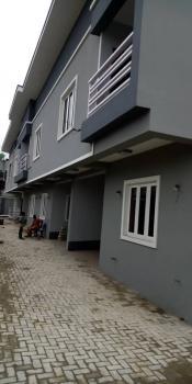 Newly Built 4units of 3 Bedroom Terrace Duplex with 1 Bq, Off Opebi Road, Opebi, Ikeja, Lagos, Terraced Duplex for Rent