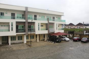 4 Bedroom Terrace in a Brand New Estate, Chevron Drive, Lekki Phase 2, Lekki, Lagos, Terraced Duplex for Rent