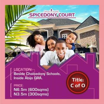 Estate Land, Abijo G.r.a, Sangotedo, Ajah, Lagos, Residential Land for Sale