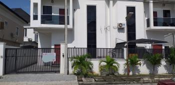 4 Bedroom Semi Detcahed Duplex with a Bq, Off Circle Mall, Osapa, Lekki, Lagos, Semi-detached Duplex for Rent