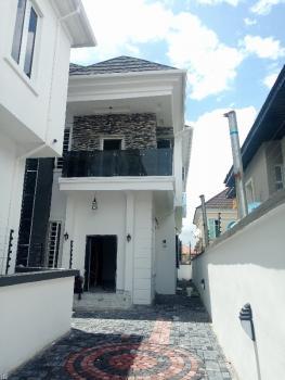 Classically Designed 4 Bedroom Semi Detached Duplex with a Room Staff Quaters, Ikota Villa Estate, Lekki, Lagos, Semi-detached Duplex for Sale