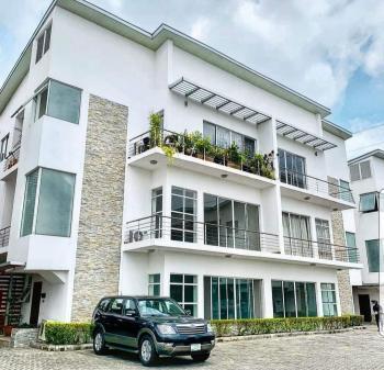 Luxury 3 Bedroom Maisonette, Zone H Banana Island, Banana Island, Ikoyi, Lagos, Terraced Duplex for Sale