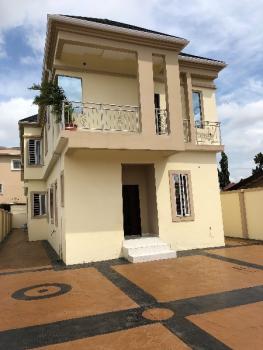 Newly Built 5 Bedroom Detached Duplex, Mini Flat Bq, All Rooms En-suite, Omole Phase 2, Ikeja, Lagos, Detached Duplex for Sale