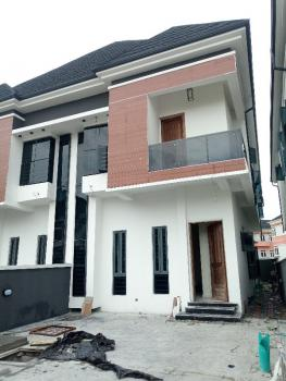 Classically Designed 4 Bedroom Semi Detached Duplex with a Room Staff Quarters for Rent, Ikota Villa Estate, Lekki, Lagos, Semi-detached Duplex for Rent