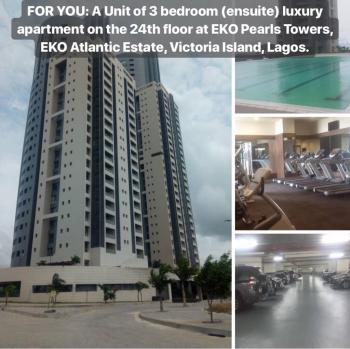a Unit of 3 Bedroom (ensuite) Luxury Apartment on The 24th Floor, Eko Atlantic City, Lagos, Flat / Apartment for Sale