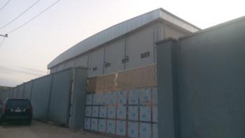 Modern Warehouse on Its Own Compound with Office of 3200 Sqm, Isolo, Lagos, Warehouse for Rent