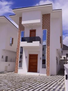 Luxury 5 Bedroom Detached Duplex with a Maids Room, Fitted Kitchen, Osapa London, Osapa, Lekki, Lagos, Detached Duplex for Sale