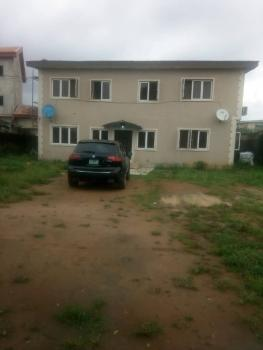 a Block of 2 Units 3 Bedroom Flat Sitting on 650sqm Land, Egbeda, Alimosho, Lagos, Block of Flats for Sale