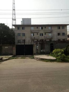 a Block of 8 Units of 3 Bedroom Flat with a Room Bq Each on 1,300sqm Land, Victoria Island (vi), Lagos, Block of Flats for Sale