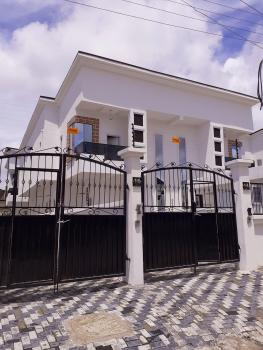 4 Bedroom Semi-detached Duplex with a Maids Room, All Rooms Ensuite, Fitted Kitchen, Osapa, Lekki, Lagos, Semi-detached Duplex for Sale