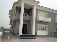 Massive Brand New 4 Bedroom Duplex With Boys Quarters, Ikota Villa Estate, Lekki, Lagos, 4 Bedroom Semi-detached Duplex For Sale