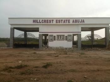 Estate Land, Off Airport Road, Lugbe District, Abuja, Residential Land for Sale