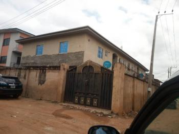 New, Sound and Spacious Block of 4 Flats of 3 Bedrooms Each, Challenge, Ibadan, Oyo, Block of Flats for Sale
