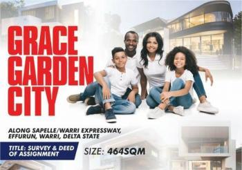 Grace Garden City, Along  Sapele / Warri Expressway, Effurun, Warri, Delta, Residential Land for Sale
