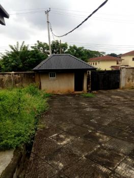 Spacious Land Measuring 3,036sqm with 3 Sound Structures, Ikolaba, Ibadan, Oyo, Mixed-use Land for Rent