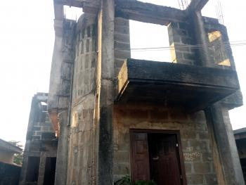 Uncompleted Two Unit of Two Bedroom, Igando, Ikotun, Lagos, Block of Flats for Sale