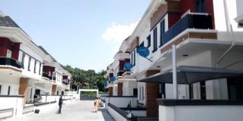 Brand New 4 Bedroom Duplex, Orchid Road, Lafiaji, Lekki, Lagos, Semi-detached Duplex for Rent