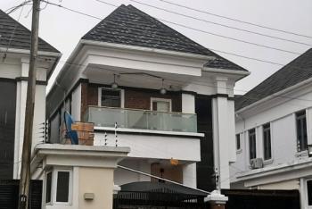 Partly Furnished 5 Bedroom All Ensuite Detached Duplex with Bq, Off Castlerock Avenue, Osapa, Lekki, Lagos, Detached Duplex for Rent