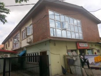 Spacious 3 Bedroom Flat Suitable for Office Use and/or Residential Use on First Floor and a Separate Room Self Contained, Coker Road Off Town Planning, Ilupeju Estate, Ilupeju, Lagos, Flat for Rent